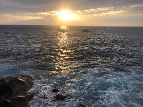 ハワイの夕焼け.jpg