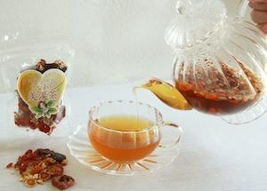 気血水を整えよ!うるおい美漢茶。