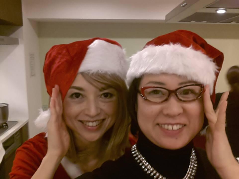 左:田邊美和さん、右:小室尚子さん