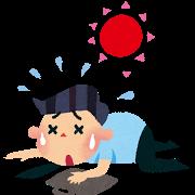 夏バテのイラスト「倒れるサラリーマン」.png