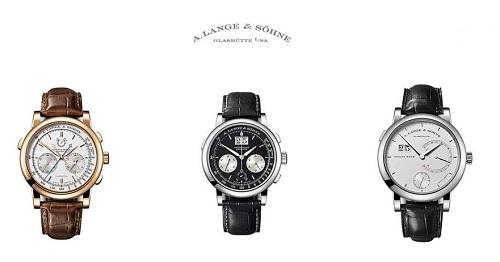 高級腕時計ランゲ&ゾーネ