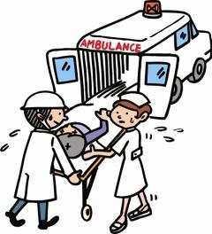 救急車 患者