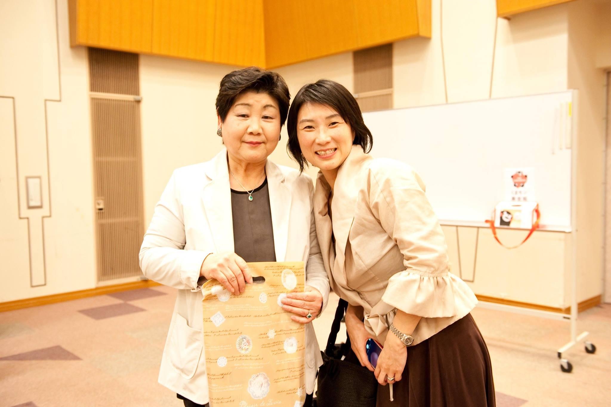 岩岡恵子さん写真