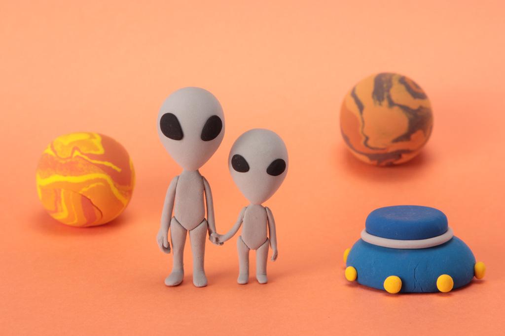 宇宙人とUFO