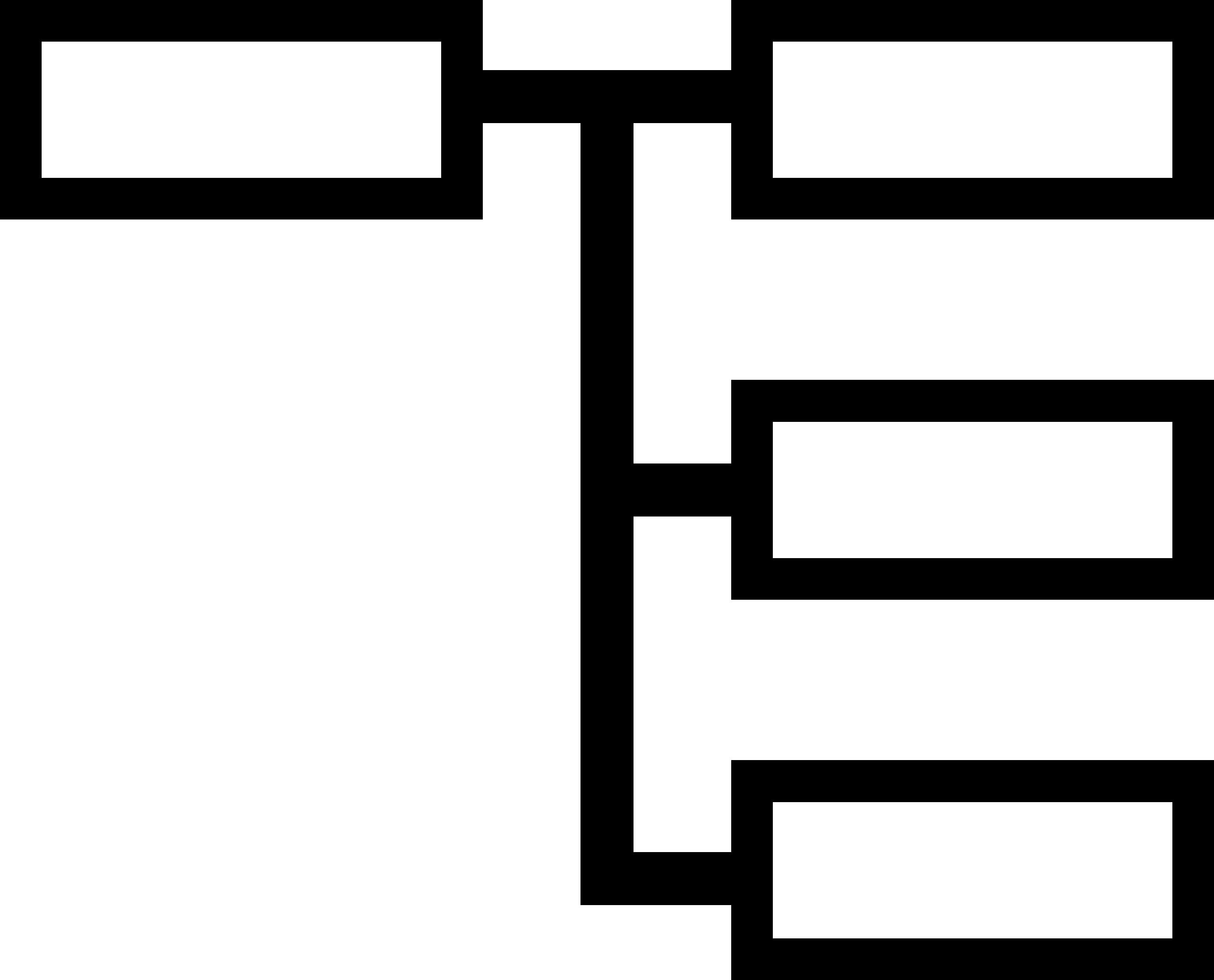 サイト設計図、階層図