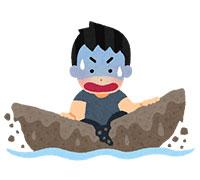 泥舟の状態