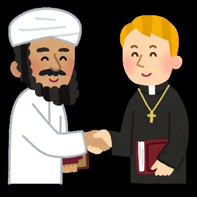 イスラム教とキリスト教