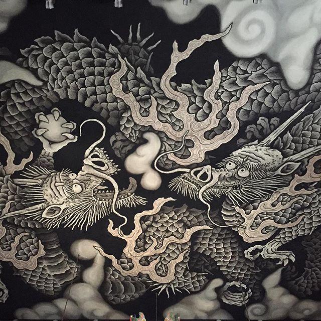 建仁寺方丈 天井画