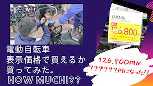 電動自転車 表示価格で買えるか買ってみた. how muchi__ (1).png