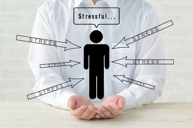 空室 ストレス