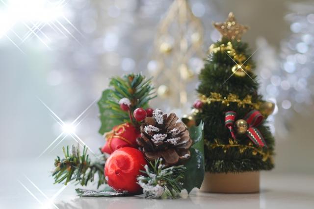 空室対策 クリスマス