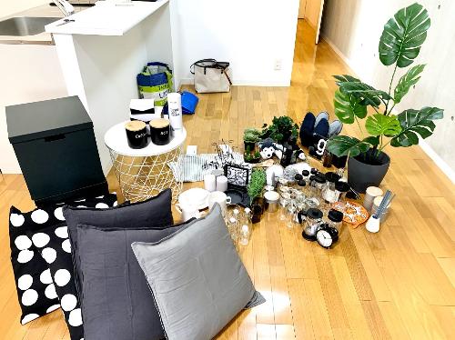 IKEA 空き部屋 空室対策 ステージング