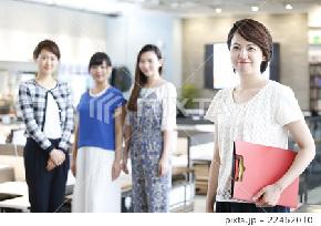 女性オフィス