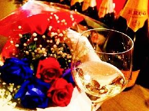 青い薔薇 赤い薔薇