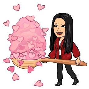 アバター ピンク ハート