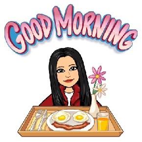 アバター 朝食 モーニング グッドモーニング 挨拶