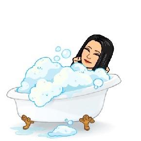 アバター  風呂