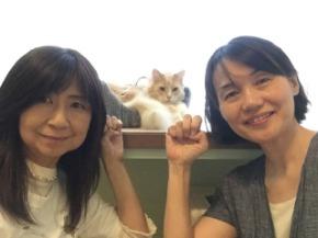掛川さんとマッチー.JPG