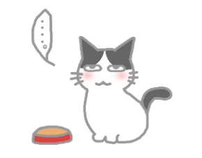 ご飯を食べない猫.jpg