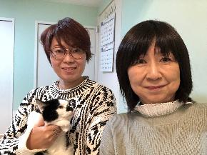 mayumiさんとマッチー.JPG