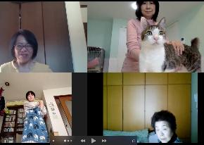 猫ヒーリングZOOM実習.png