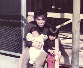父の日の写真